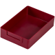 Deep Rx Trays Red, 24/Case