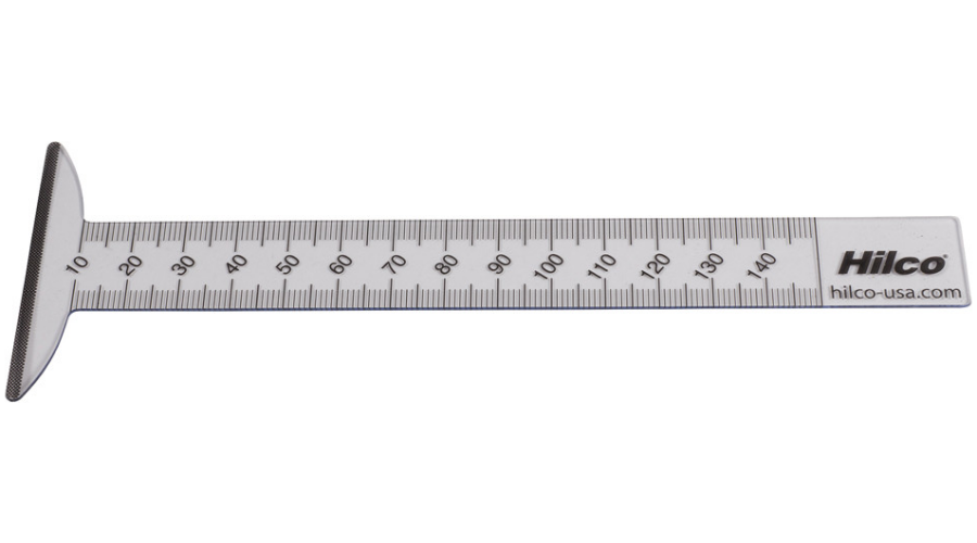SEG HEIGHT RULER-6PCS