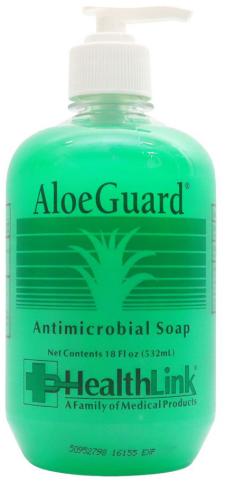 AloeGuard Antimicrobial Soap