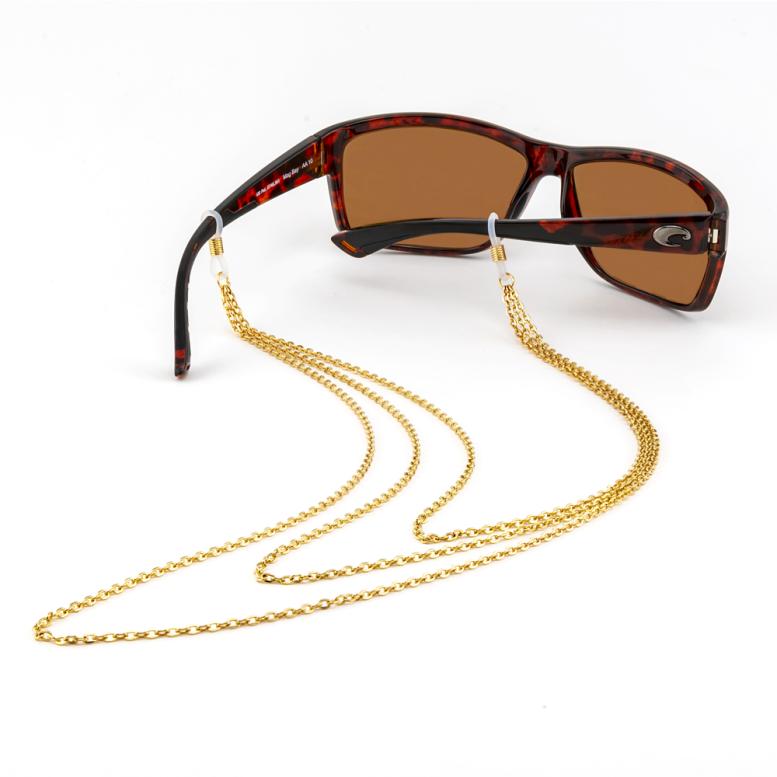 Croakies: Fashion Chain Triple Layer Spec
