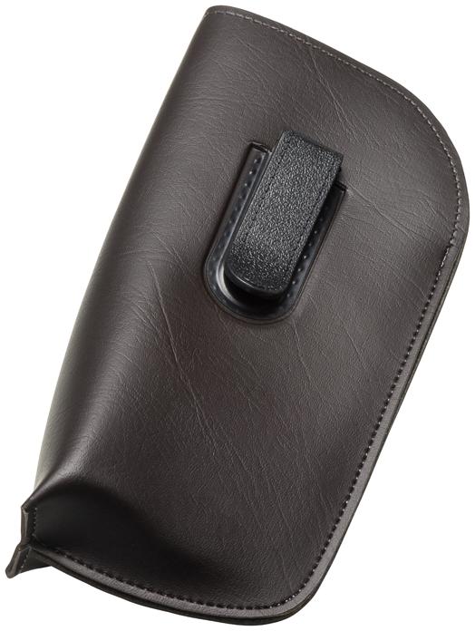 Case Safety Slip-In Gusset W/clip Brown