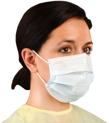 Cardinal Health™ Procedure Mask With Earloops