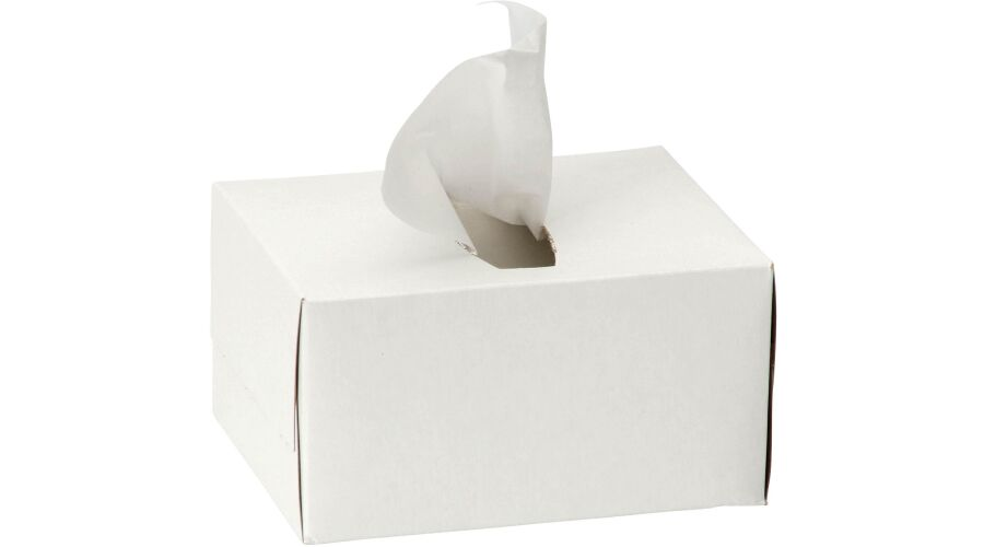 """Lens Cleaning Tissues - 5"""" x 8"""" Tissue Box"""