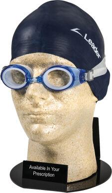 Leader® xRx Swim Goggle & Display