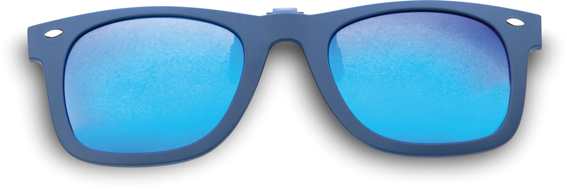 WayCool Jr. Flip-Ups Blue/Blue Mirror Polarized