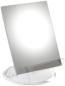 Adjustable Pedestal Fitting Mirror