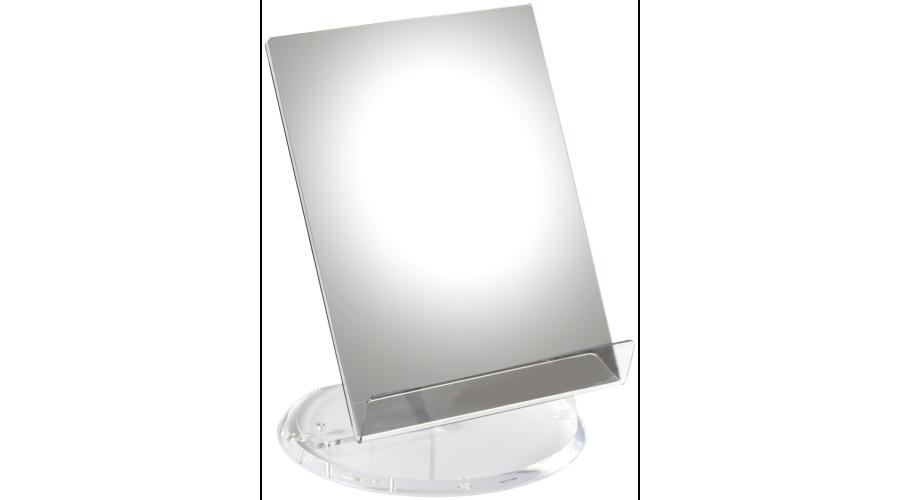 Adjustable Pedestal Fitting Mirror