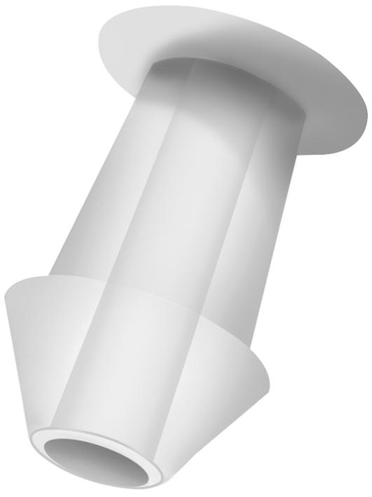 Eagleplug®Tearflow 0.6Mm X 0.3Mm 2/bx