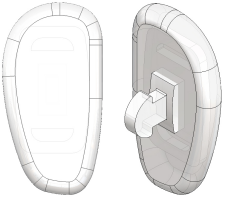 Primadonna Silicone Nose Pads