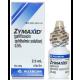 ZYMAXID OPHT SOLUTION 0.5% 2.5ML NDC 00023-3615-25