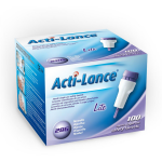Acti-Lance Safety Lancet Lite 28G 1.5Mm 100/bx Lf