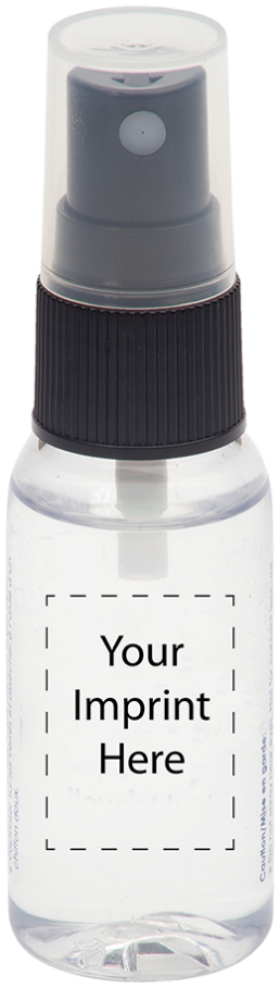 Lens Cleaner:1Oz Clear W/black Pump,ss