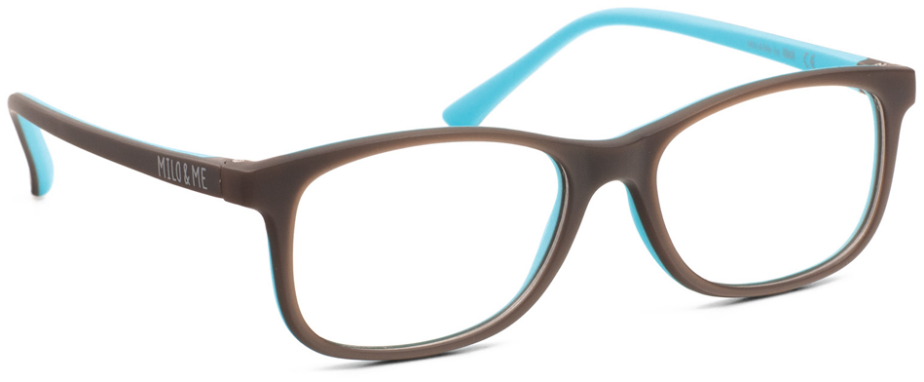 Milo & Me 85041 Brown / Light Turquoise 48-15
