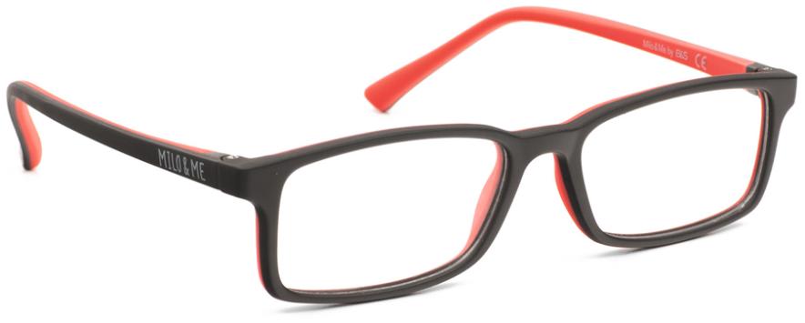 Milo & Me 85021  Black / Red 48-15