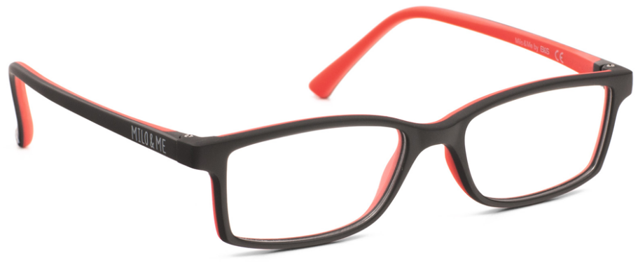 Milo & Me 85011 Black / Red 47-15