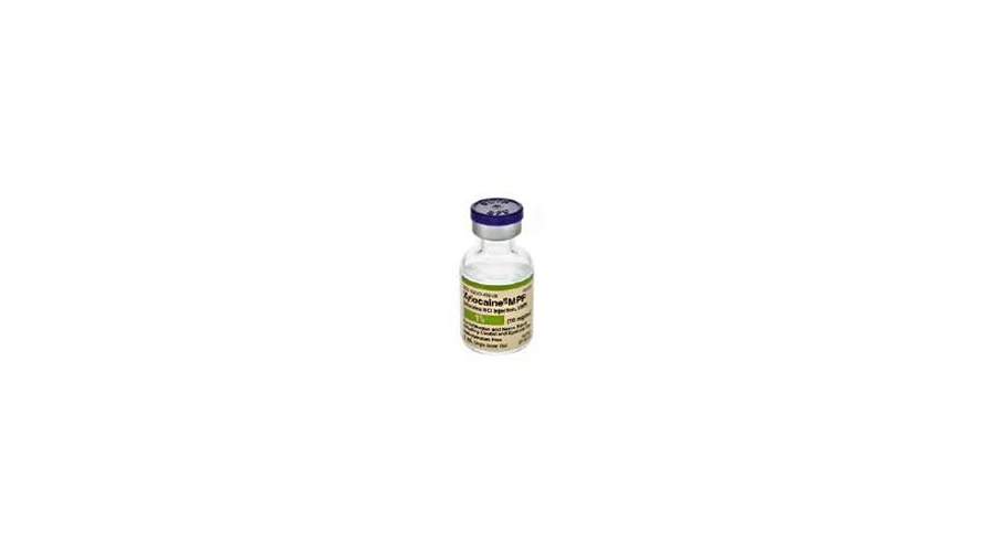 Xylocaine Sdv Pf 1% 10Mg/ml 30Mlx25 63323-0492-37