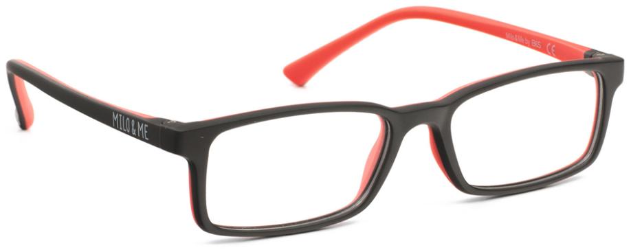 Milo & Me 85020 Black / Red 46-15