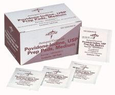 Medline Povidone Iodine Prep Pads