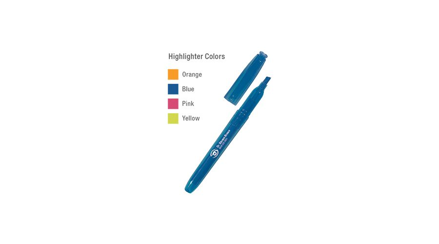 PERSONALIZED POCKET HIGHLIGHTER