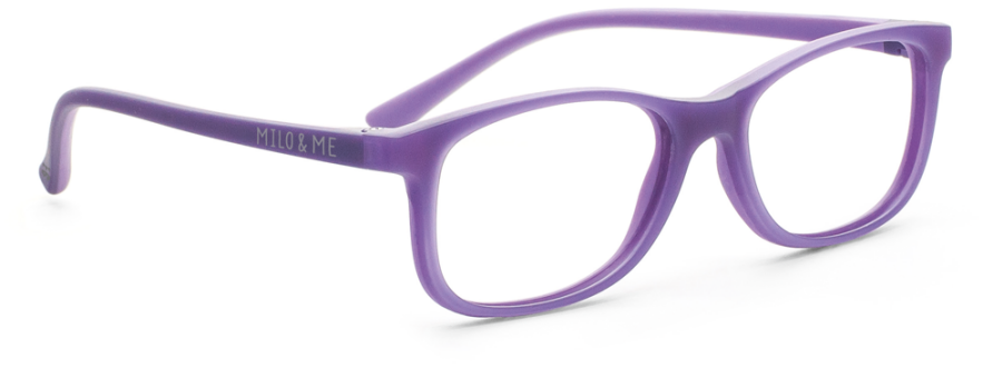 Milo & Me 85040 Dark Lilac / Light Lilac 46-15