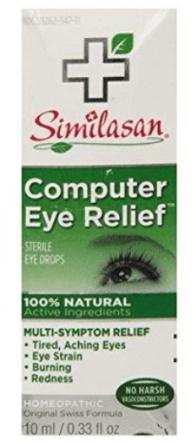 Similasan Computer Eyes Drops