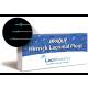 Lacrimedics® Opaque Herrick Lacrimal Plugs® Non-Dissolvable 0.7mm VisiPlug™
