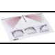 WRAP FRAME MEASURING CARD