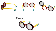 Children's Occluding Glasses