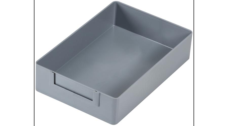 Deep Rx Trays Gray, 24/Case