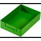 Deep Rx Trays Green, 24/Case