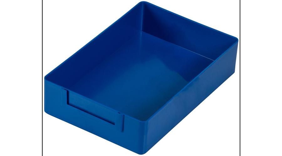 Deep Rx Trays Blue, 24/Case
