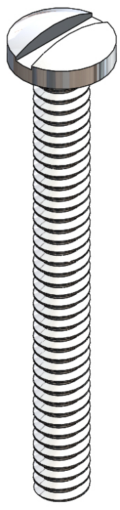 Dura-Tec Lens Screws