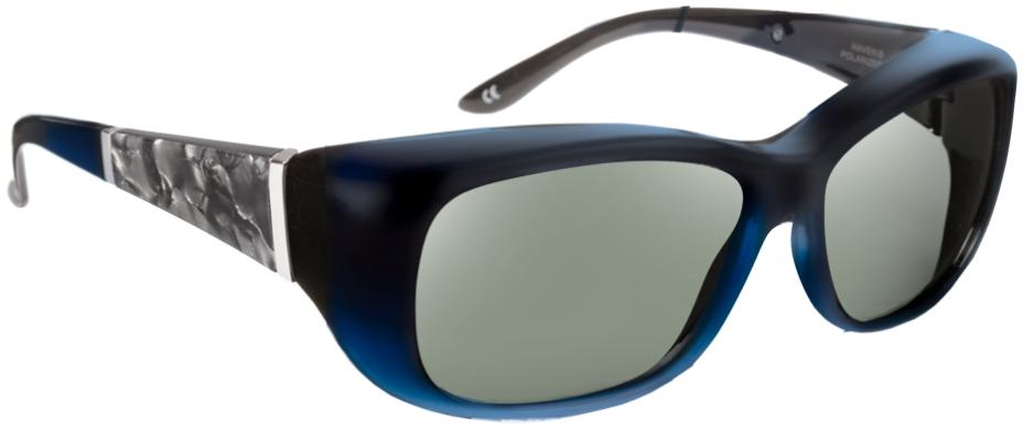 Haven: Signature Morgan Mop Sapphire Gray Lens