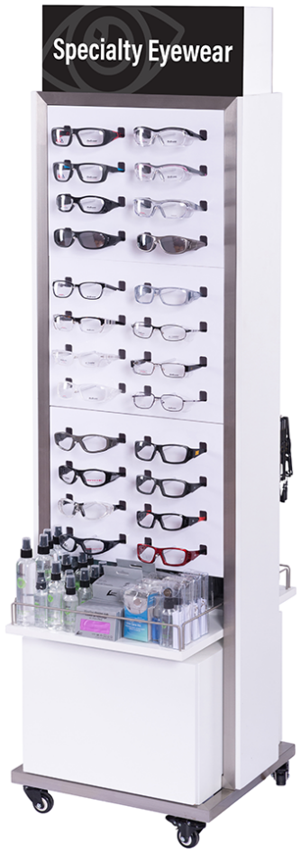 Display: Premium II Specialty Eyewear