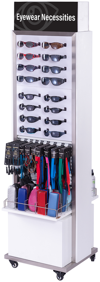 Display: Ultimate II Special Eyewear Necessities