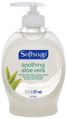 Softsoap Soothing Aloe Vera Liquid Hand Soap