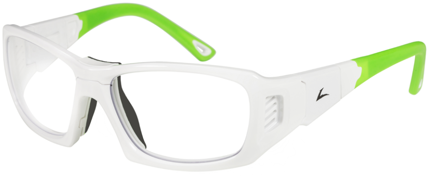 Prox S Shiny White/lime Sport Pkg
