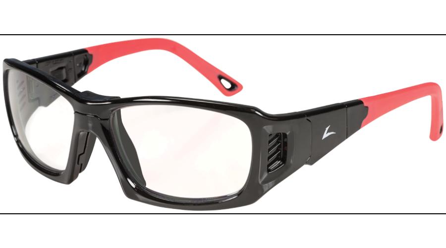 PROX L SHINY BLACK/ RED SPORT PKG
