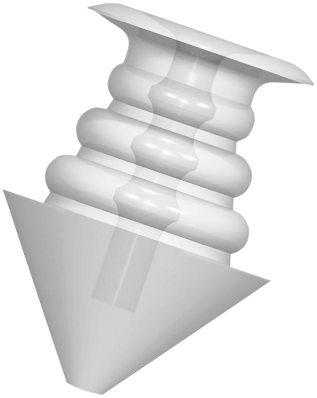 Superflex Plug 1.3Mm X 1.3Mm 2/bx