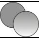 BPI Premium Dyes, Grey, 3 oz. Bottle