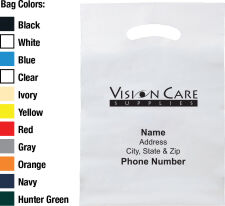 Personalized Easy-Order Patient Supply Bags