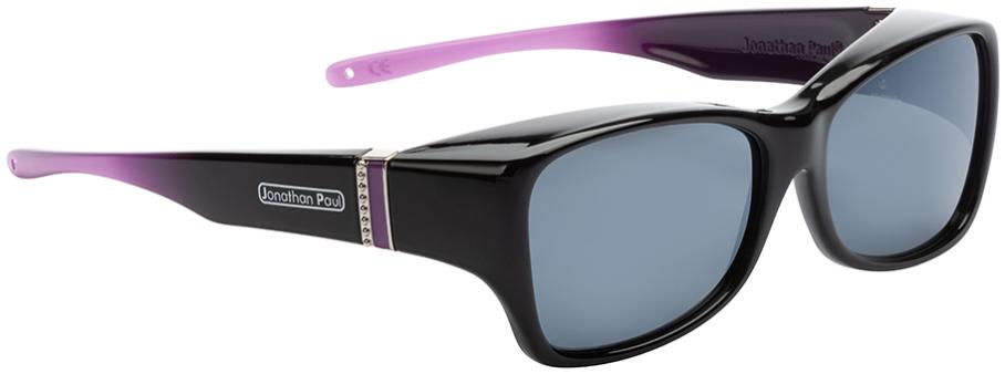 Jpe: Sunset Black Purple Polarvue Grey