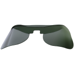 QuickShades™ Large Non-Polarized, Gray