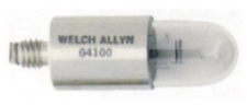 Welch Allyn 04100-U6 Replacement Halogen Lamp for 48400 and 48410 Examination Lights