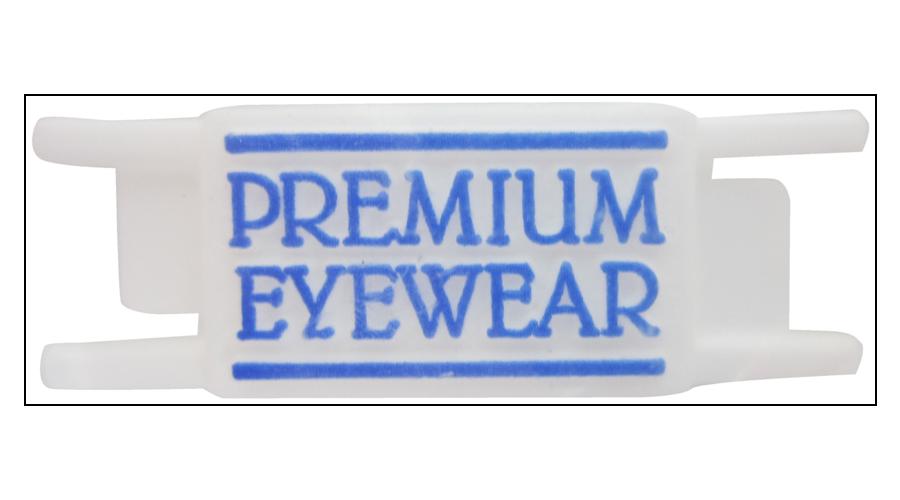 Premium Frame Tags: Blue