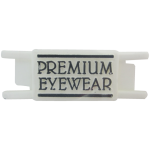 Premium Frame Tags: Black