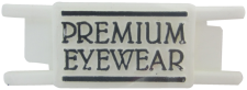 "Small ""Premium Eyewear"" Tags"