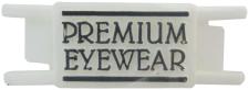 "Small ""Premium Eyewear"" Tags"