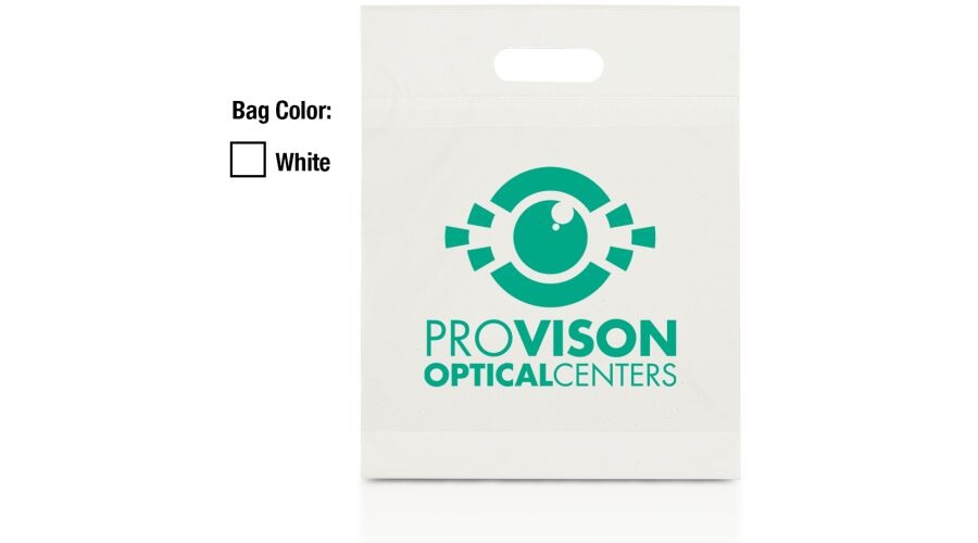 """15"""" X 19"""" X 3"""" Personalized Recycled Supply Bags"""