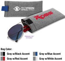 Eyeglasses/Sunglasses Pouch
